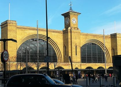 2018_12_28 King's Cross station