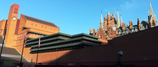 2018_12_28 London (UK): British Library