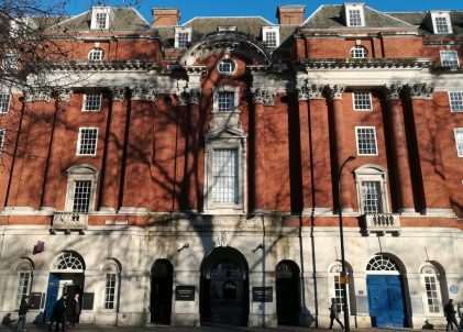 2018_12_28 Bloomsbury: British Medical Association building