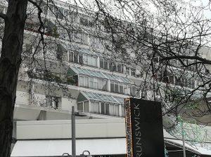 2018_12_28 London (UK), Bloomsbury: Brunswick Centre