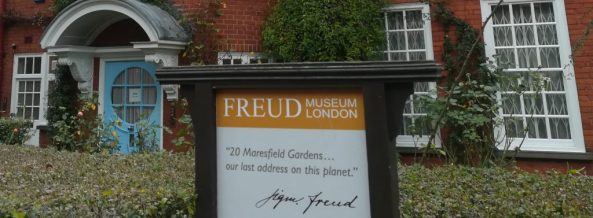 2018_12_30 Freud Museum London
