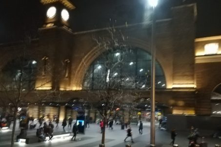 2018_12_31 London (UK): King's Cross station