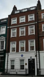 2019_01_01 London (UK): Mary Seacole home