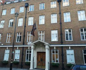 2019_01_01 London (UK): Dean Street School of Anatomy