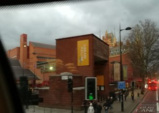 2019_01_01 London (UK): British Library
