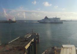 2019_01_03 Dover ferry port
