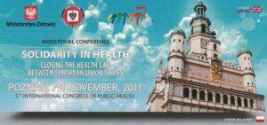2011_11_07-08 Solidarity in health