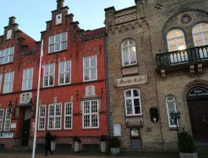 2019_02_15 Friedrichstadt: Rathaus (li)