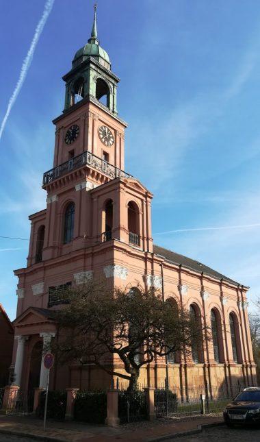 2019_02_16 Remonstrantenkirche, Friedrichstadt