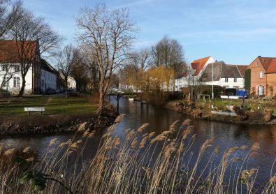 2019_02_16 Mittelburggraben von Ostersielzug aus, Friedrichstadt