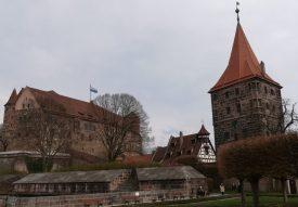 2019_04_04 Nürnberg, Kaiserburg