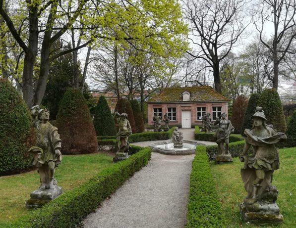 2019_04_04 Nürnberg, Hesperidengärten