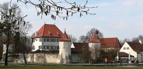 2019_04_06 München, Schloss Blutenburg