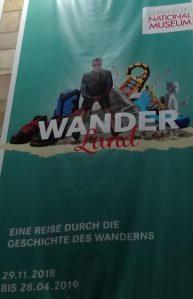 2019_04_15 Nürnberg Germanisches Museum: Wanderland