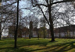2019_04_15 Ellingen Kaiserresidenz: Park