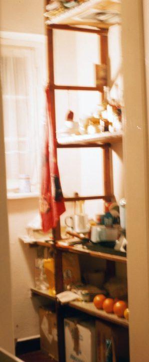 1966 Marburg: Mini-Küche Uhlandstr