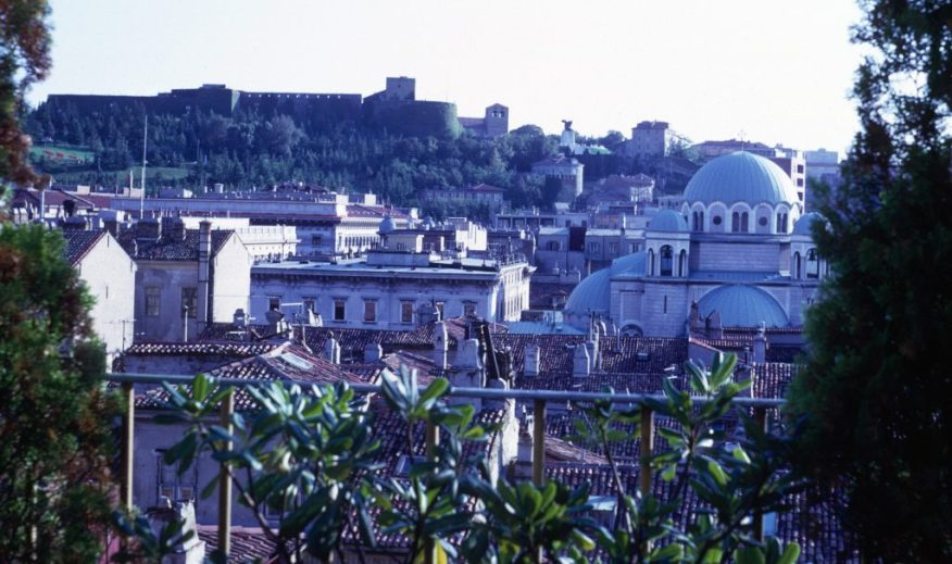 1967_09_23 Triest (I), San Giusto und Kathedrale