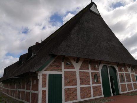 """2019_05_04 Jork Museum """"Altes Land"""" Haus von 1823 aus Westerjork"""