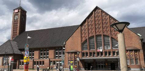 2019_05_07 Oldenburg, Hauptbahnhof