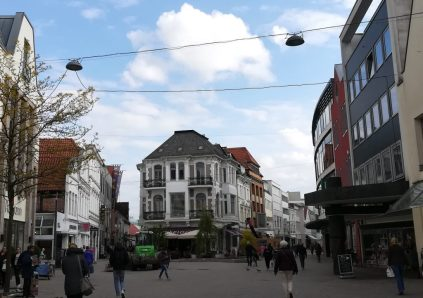 2019_05_07 Oldenburg Lange Str (rechts) & Achternstr (links)
