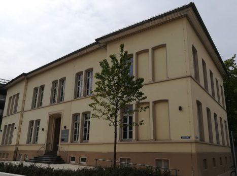 2019_05_08 Oldenburg, Waffenplatz ehem. Grundschule