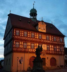 2019_05_10 Bad Staffelstein Rathaus