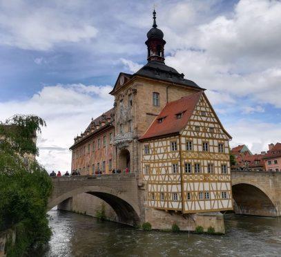 2019_05_11 Bamberg Altes Rathaus