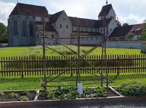 2019_06_20 Reichenau-Mittelzell St. Maria & Markus mit Kräutergarten
