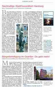 2019_07_01 Bienenkorb 2_2019 p2 Nachhaltige StadtGesundheit