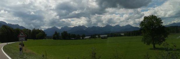 2019_08_14 Unterwegs nach Füssen