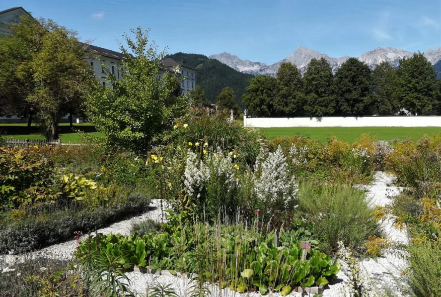 2019_09_10 Stift Admont, Kräutergarten