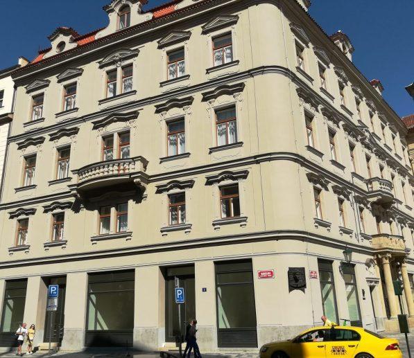 2019_09_04 Prag, Kafkas Geburtshaus