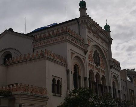 2019_09_06 Prag, Spanische Synagoge