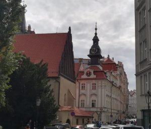 2019_09_06 Prag (CZ), Alt-Neu-Synagoge & Jüdisches Rathaus
