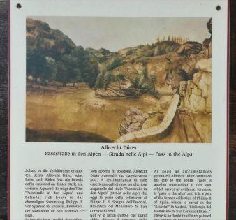 2019_09_15 Eisacktal: Dürer-Reise ca. 1496