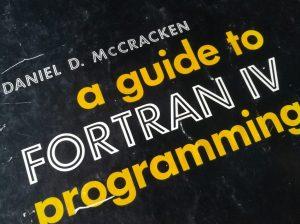McCracken 1965: FORTRAN IV