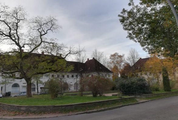 2019_11_08 Hamburg-Steenkampsiedlung: Park Vogelweide (ehem. Löschwasserteich)