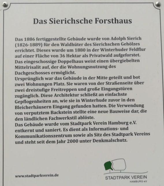 2019_11_17 Hamburg Stadtpark: Sierichsches Forsthaus