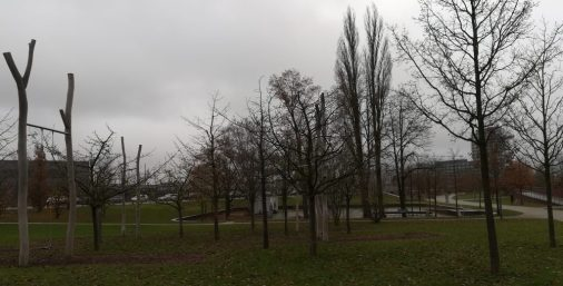 2019_12_03 Hamburg Hafencity: Lohsepark