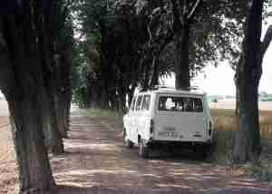 1976_08_16 Unterwegs in Schonen (SE)
