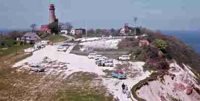 1977_05 Rügen, Kap Arkona, Leuchtturm