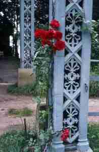 1981_07 Radtour Schlei: Am historischen Kanal