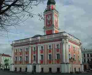 2009_11_23 Leszno (PL) Rathaus
