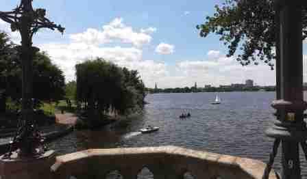 2020_07_13 141040a Alstermündung des Mundsburger Kanals
