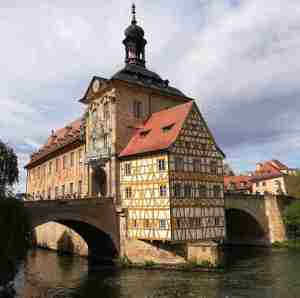 2020_07_26 Bamberg: Altes Rathaus