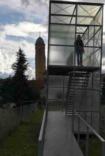 2020_07_26 Bamberg-Gärtnertstadt: Aussichtsturm