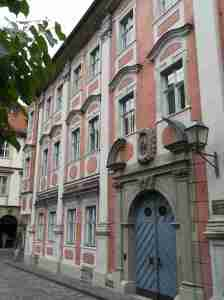 2020_07_27 Bamberg: Haus zum Krebs / Hegel