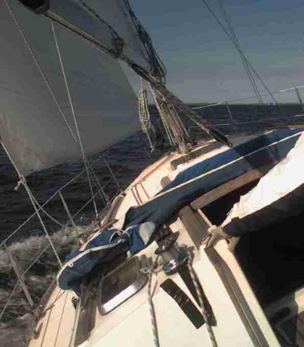2007_04_28-05_01 Vor Heiligenhafen: Skippertraining