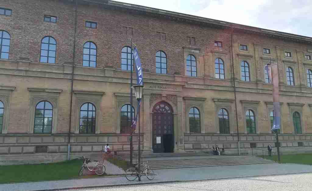 2020_09_17 München, Alte Pinakothek