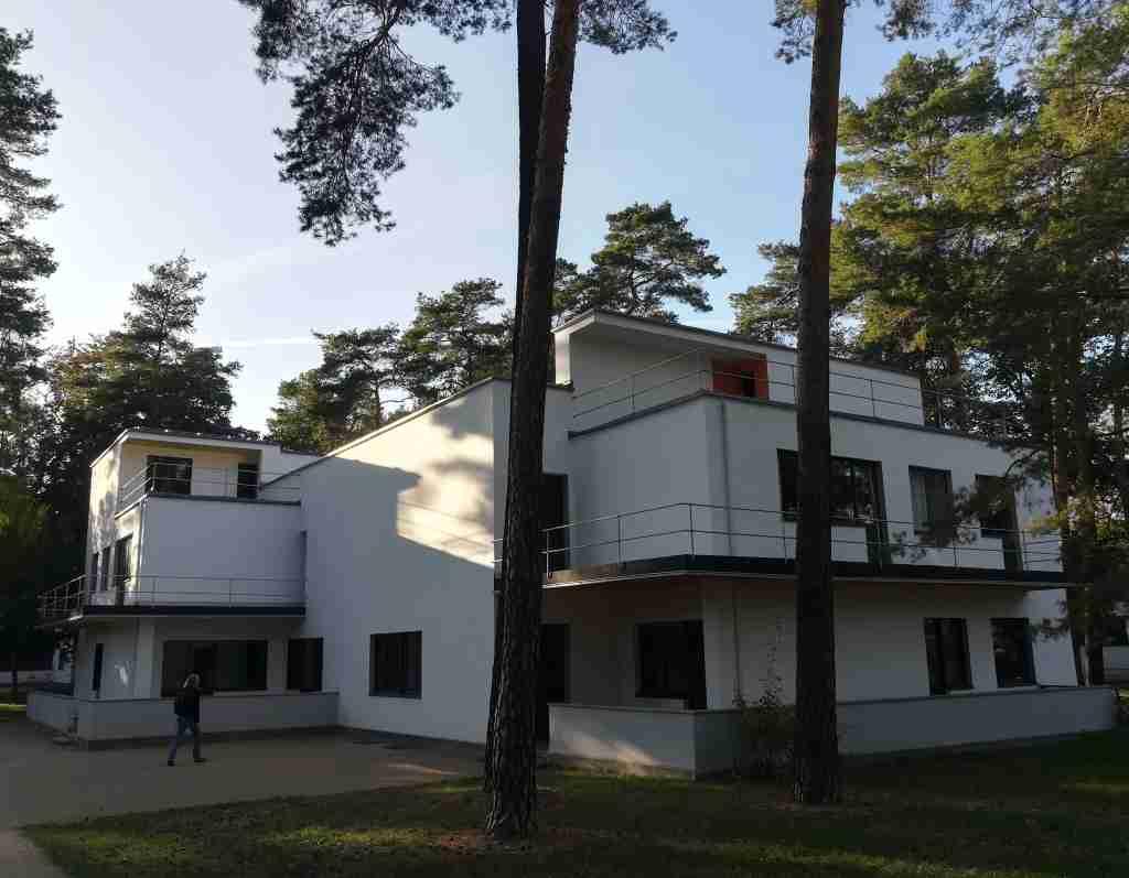 2020_09_18 Dessau, Meisterhäuser